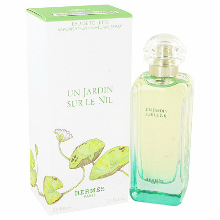 Un Jardin Sur Le Nil by Hermes for Women Eau De Toilette Spray 3.4 oz