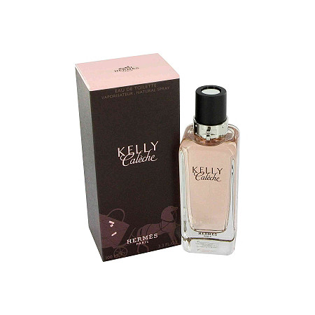 Kelly Caleche by Hermes for Women Eau De Toilette Spray 3.4 oz