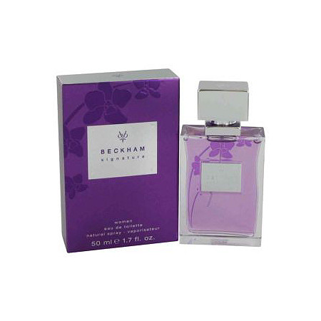 Signature For Her by David Beckham for Women Eau De Toilette Spray 1.7 oz