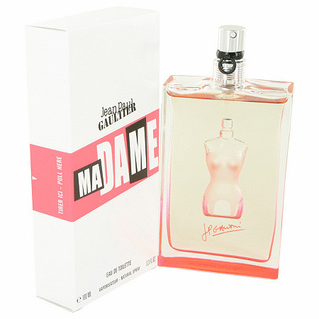 Madame by Jean Paul Gaultier for Women Eau De Toilette Spray 3.3 oz