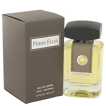Perry Ellis (New) by Perry Ellis for Men Eau De Toilette Spray 3.4 oz