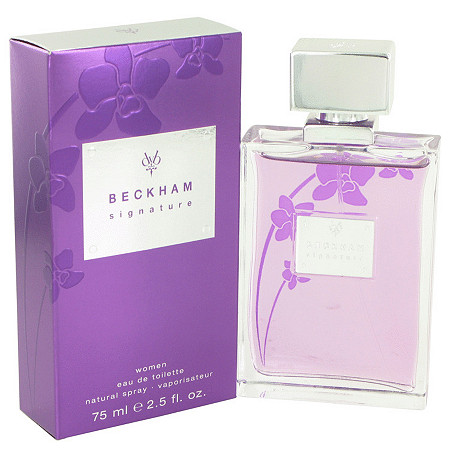 Signature For Her by David Beckham for Women Eau De Toilette Spray 2.5 oz