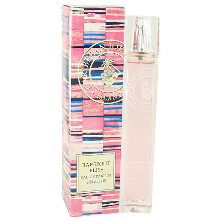 Barefoot Bliss by Caribbean Joe for Women Eau De Parfum Spray 3.3 oz