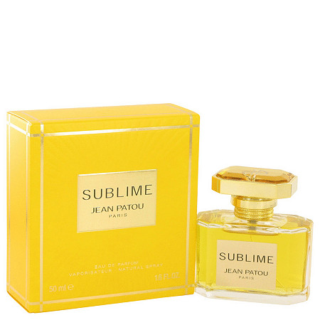 SUBLIME by Jean Patou for Women Eau De Parfum Spray 1.7 oz
