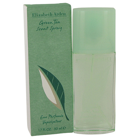 GREEN TEA by Elizabeth Arden for Women Scent Spray 1.7 oz