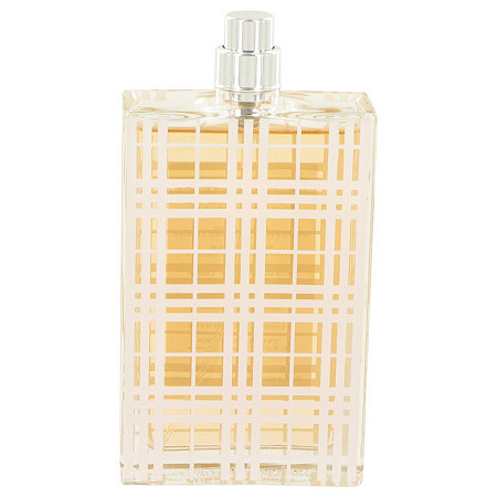 Burberry Brit by Burberrys for Women Eau De Toilette Spray (Tester) 3.4 oz