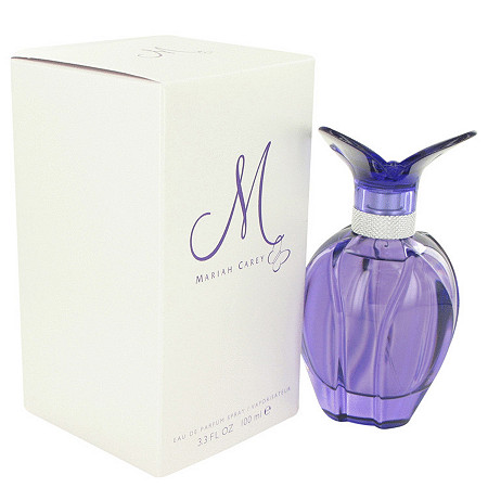 M (Mariah Carey) by Mariah Carey for Women Eau De Parfum Spray 3.4 oz
