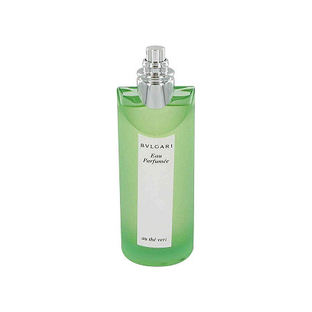 BVLGARI EAU PaRFUMEE (Green Tea) by Bvlgari for Men Cologne Spray (Tester) 5 oz
