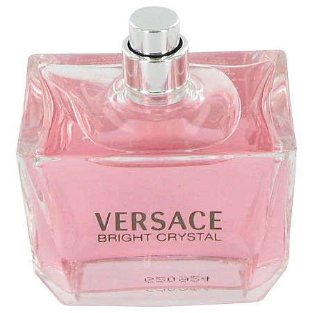 Bright Crystal by Versace for Women Eau De Toilette Spray (Tester) 3 oz