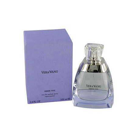 VERA WANG SHEER VEIL by Vera Wang for Women Eau De Parfum Spray 1.7 oz