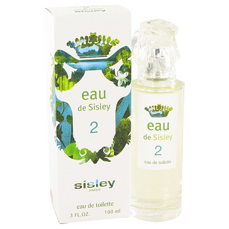 Eau De Sisley 2 by Sisley for Women Eau De Toilette Spray 3 oz