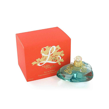 L de Lolita Lempicka by Lolita Lempicka for Women Coral Flower (Fleur de Corail) Eau De Parfum Spray 1 oz