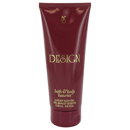DESIGN by Paul Sebastian for Women Luxury Bath Gel 6.8 oz
