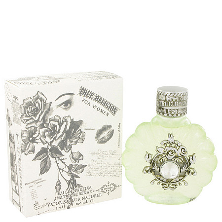 True Religion by True Religion for Women Eau De Parfum Spray 3.4 oz