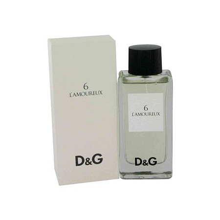 L'amoureux 6 by Dolce & Gabbana for Women Eau De Toilette Spray 3.3 oz