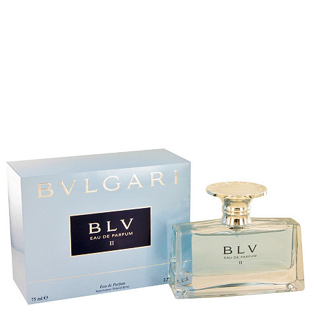 Bvlgari Blv II by Bvlgari for Women Eau De Parfum Spray 2.5 oz
