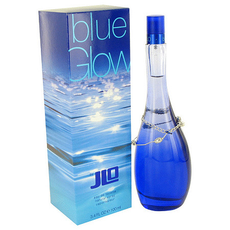 Blue Glow by Jennifer Lopez for Women Eau De Toilette Spray 3.4 oz