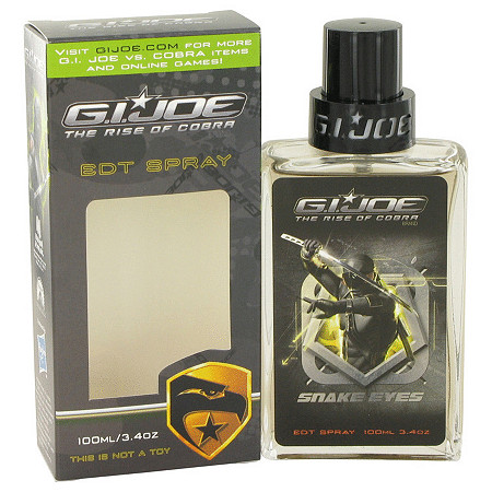 GI Joe by Marmol & Son for Men Eau De Toilette Spray 3.4 oz