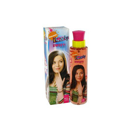 iCarly Sweet by Marmol & Son for Women Eau De Toilette Spray 3.4 oz