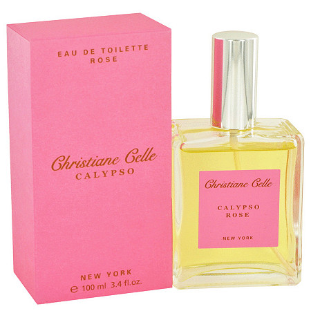 Calypso Rose by Calypso Christiane Celle for Women Eau De Toilette Spray 3.4 oz