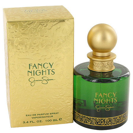 Fancy Nights by Jessica Simpson for Women Eau De Parfum Spray 3.4 oz