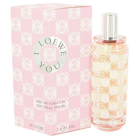 I Loewe You by Loewe for Women Eau De Toilette Spray 3.4 oz
