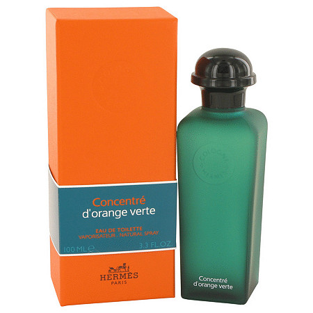 EAU D'ORANGE VERTE by Hermes for Men Eau De Toilette Spray Concentre 3.4 oz