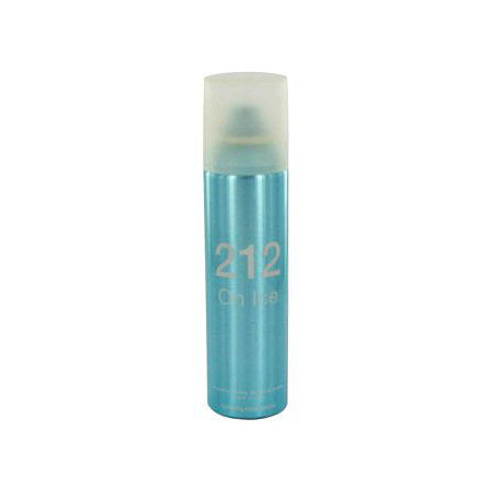 212 on Ice by Carolina Herrera for Women Hydrating Body Freezer Spray 5.1 oz