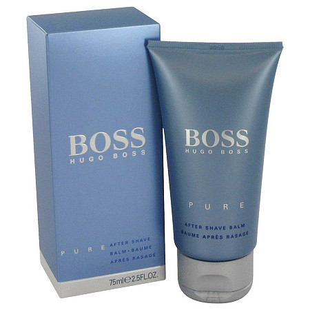 Boss Pure by Hugo Boss for Men After Shave Balm 2.5 oz
