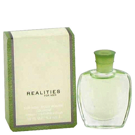 Realities (New) by Liz Claiborne for Men Mini EDC Spray .17 oz