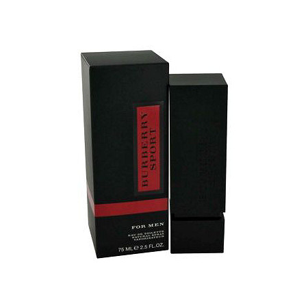 Burberry Sport by Burberrys for Men Eau De Toilette Spray 2.5 oz