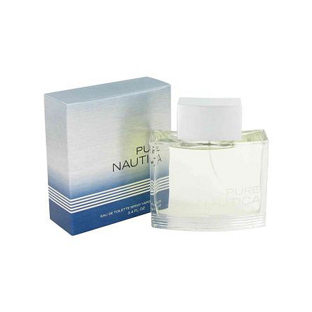 Nautica Pure by Nautica for Men Eau De Toilette Spray 1.7 oz