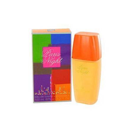 Paris Night by Paris for Women Eau De Toilette Spray 3.3 oz