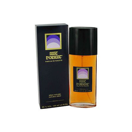 Nuit D'Orient by Coryse Salome for Women Eau De Parfum Spray 3.4 oz