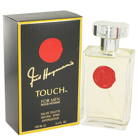 TOUCH by Fred Hayman for Men Eau De Toilette Spray 3.4 oz