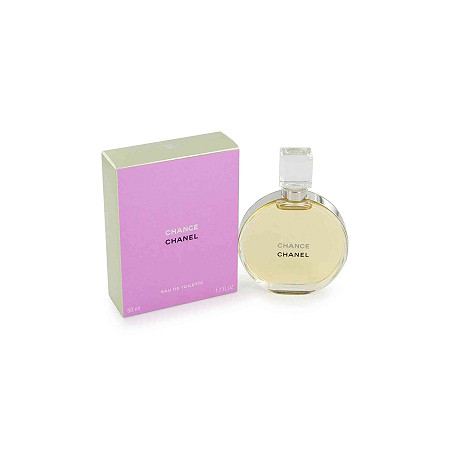 Chance by Chanel for Women Eau De Toilette Spray 3.4 oz