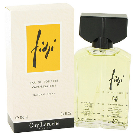 FIDJI by Guy Laroche for Women Eau De Toilette Spray 3.4 oz