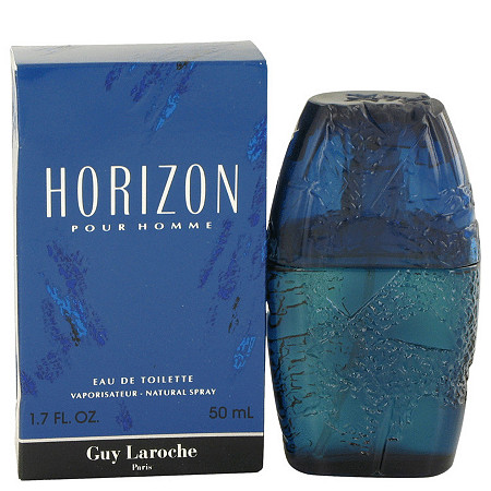 HORIZON by Guy Laroche for Men Eau De Toilette Spray 1.7 oz
