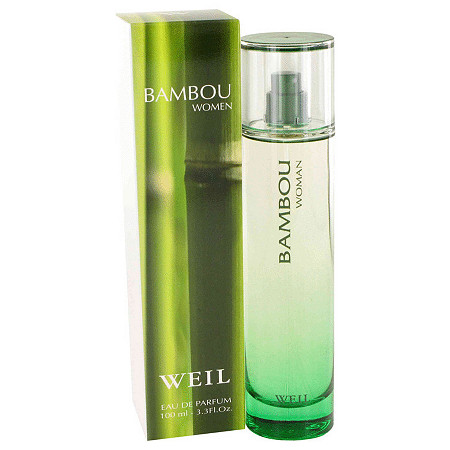 BAMBOU by Weil for Women Eau De Parfum Spray 3.4 oz