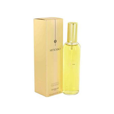 MITSOUKO by Guerlain for Women Eau De Toilette Spray Refill 3.1 oz