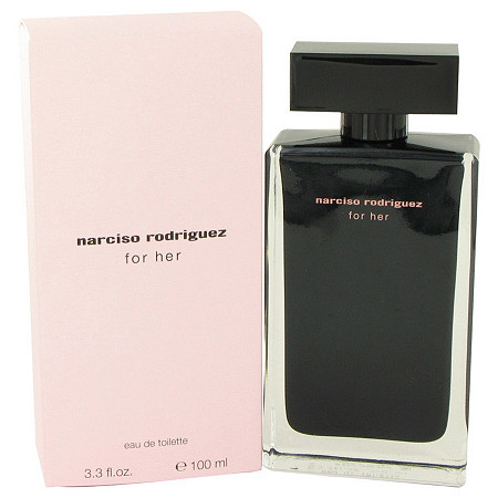 Narciso Rodriguez by Narciso Rodriguez for Women Eau De Toilette Spray 3.3 oz