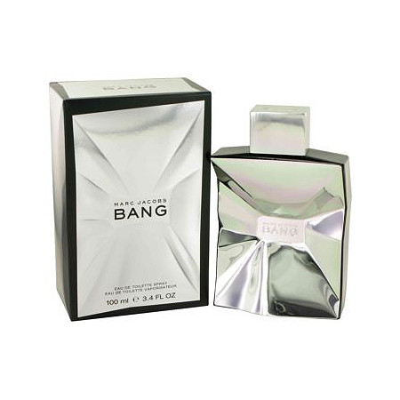 Bang by Marc Jacobs for Men Eau De Toilette Spray 3.4 oz
