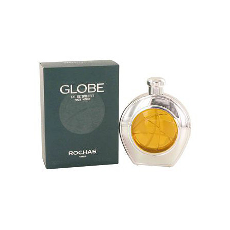 Globe by Rochas for Men Eau De Toilette Spray 3.4 oz