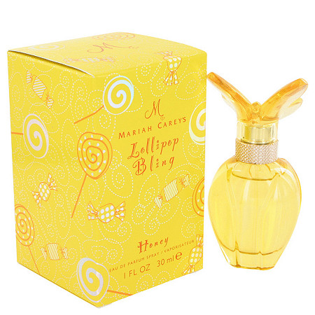 Mariah Carey Lollipop Bling Honey by Mariah Carey for Women Eau De Parfum Spray 1 oz