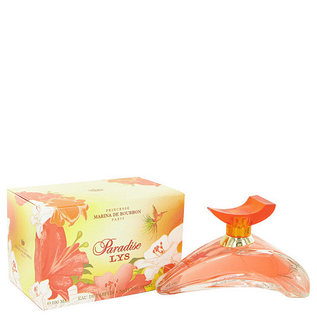 Paradise Lys by Marina De Bourbon for Women Eau De Parfum Spray 3.3 oz