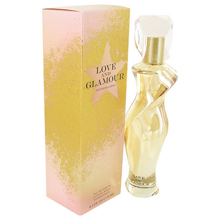 Love and Glamour by Jennifer Lopez for Women Eau De Parfum Spray 2.5 oz