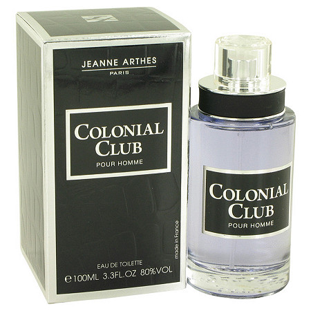 Colonial Club by Jeanne Arthes for Men Eau De Toilette Spray 3.3 oz