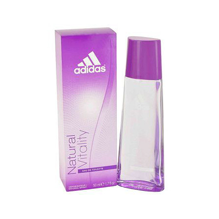 Adidas Natural Vitality by Adidas for Women Eau De Toilette Spray 1.7 oz