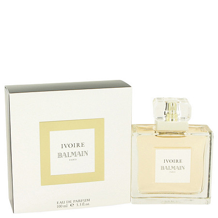 IVOIRE DE BALMAIN by Pierre Balmain for Women Eau De Parfum Spray (New Packaging) 3.3 oz