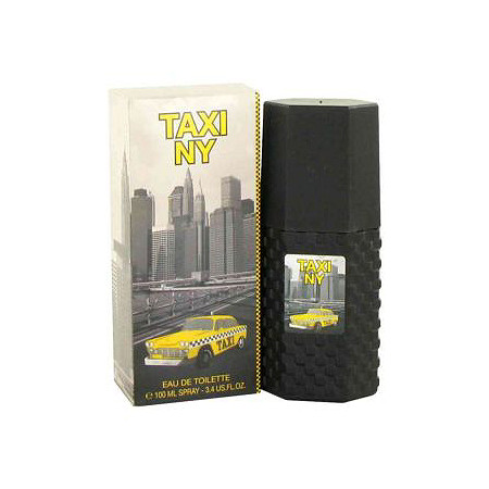 Taxi NY by Cofinluxe for Men Eau De Toilette Spray 3.4 oz